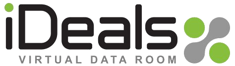 ideals data room logo